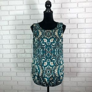 The Limited Women's Patterned Top Size Medium